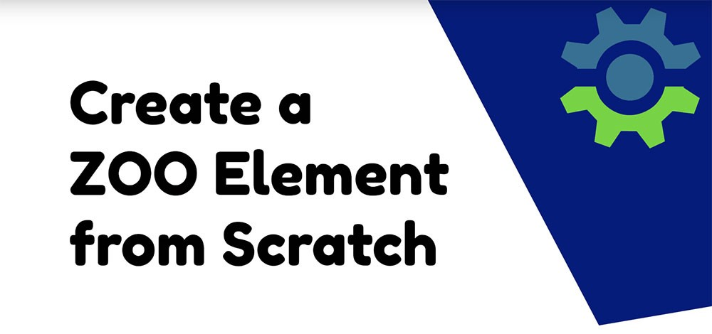 [TUTORIAL] Build a ZOO Element